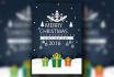 design Christmas Flyer or Poster