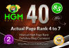 40 Manual DoFollow Blog Comment Actual Page Rank 4 Up To 7