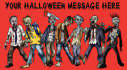 create a halloween zombie morphing video scribe