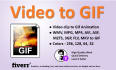 convert your video to an Animated GIF files