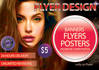 design a amazing flyer