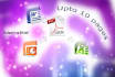 convert your document into PDF format