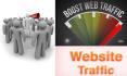 generate Real Organic Human Website Traffic