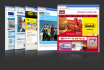 design or create your dynamic home page