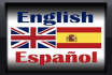 translate  a page text to and from Spanish