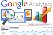 add or fix Google Analytics and sitemap