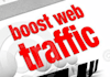 derive UNLIMITED real genuine visitors traffic to your website for 100 days
