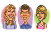 draw a digital caricature of you
