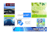design any web banner in Arabic or English