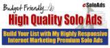 blast Solo Ad To My List Of 333K OPPORTUNITY Seeker