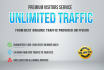 expose Your Website Or LINKS To Unlimited Traffic