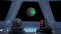 put your logo on the Death Star in a funny Lego Star Wars ad