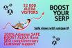 get your website 52,000 Alexa traffic