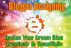 edit Your Blogger Website