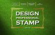 design a awsome stamp for you