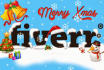 ready your website logo for the Christmas