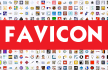 create a FAVICON for Websiteor Blog