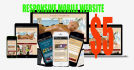 build Responsive Mobile website 4 your business