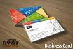 design FANTASTIC business cards