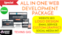 create your 2016 website in any layout
