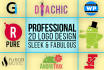 design Fabulous and Professional Logo super fast