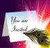 design ELEGANT and unique invitations cards for you