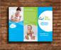 design modern Tri Fold or Two fold brochure