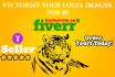 vectorize your logo and image