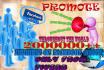 promote your fiverr gig in 2 millon facebook user
