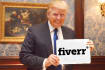 make Donald TRUMP hold your sign, 6 different pictures