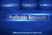 do a Keyword Analysis Report for your niche