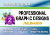 do all the graphic designing with in few hours