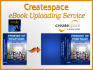 format and Convert to Createspace or KINDLE eBook