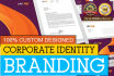 design full corporate identity branding