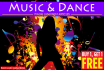 send You 830 over Quality PLR Articles on Music and Dance