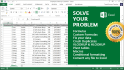develop an excel FORMULA for your needs