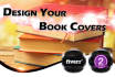 design Awesome and Creative Book Cover