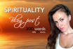 write a 300 words blog on Spirituality