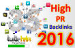 35 Genuine seo backlinks high pr stable SERP
