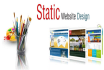 build static website for you