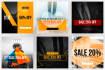 design unique Instagram Promotional Design