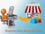 do products entry in Magento