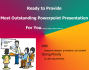 create most outstanding powerpoint presentaions
