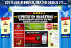create web banner in 30min get PSD