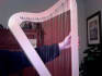 record a harp glissando for your song