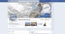 do social media cover or timeline page design