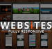 create a professional website for you