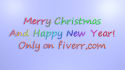 create an amazing customized 3d video greeting