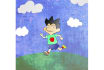 draw a wonderful children s book page for you
