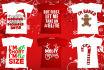 design 3 CHRISTMAS T Shirts